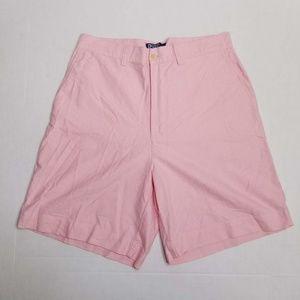 Polo Ralph Lauren - Flat front pink shorts